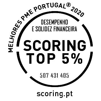 Logotipo Scoring Top 5%