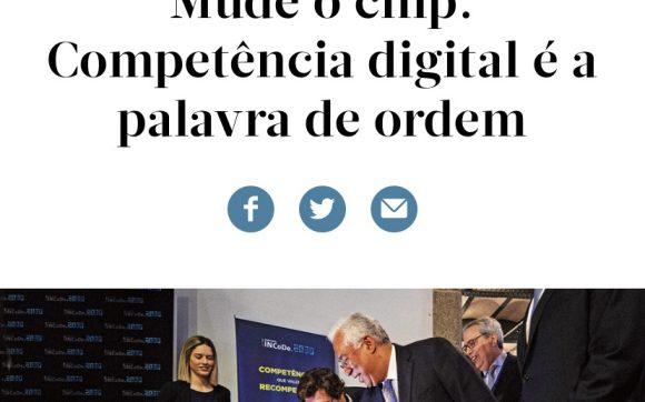 IIIª Conferência do Fórum Permanente para as competências digitais (INCoDe.2030)
