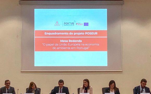 Mesa Redonda na FDUL com o foco no efeito da implementação do programa POSEUR da União Europeia na faculdade